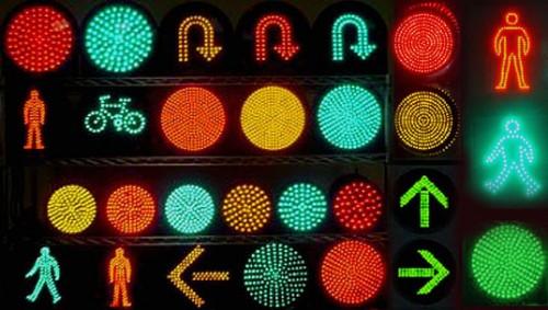 Đèn Led và ứng dụng đèn giao thông thông minh