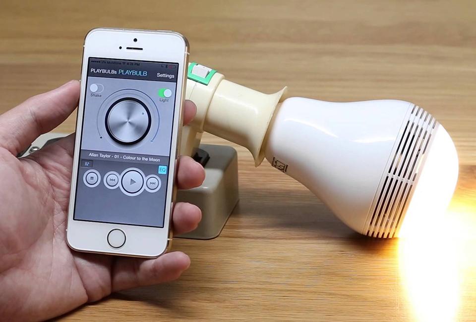 Đèn Led thông minh kết nối internet