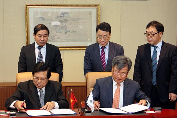 VECEA hợp tác trong lĩnh vực năng lượng với doanh nghiệp Hàn Quốc