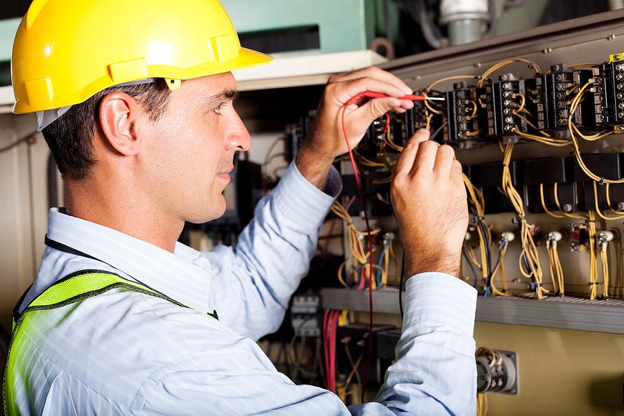 Hệ thống chiếu sáng khu may và cách bảo trì thiết bị điện